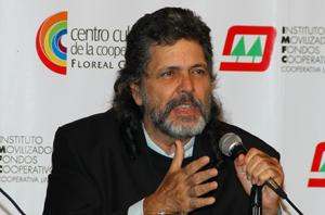 Abel Prieto en el Centro Cultural de la Cooperación, Buenos Aires