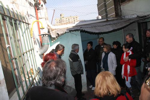 Automotores Orletti CCDyT homenaje a Arias y Galañena