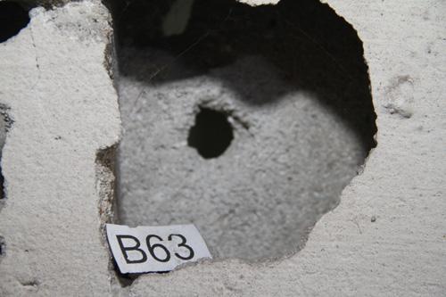 Automotores Orletti las balas en la pared