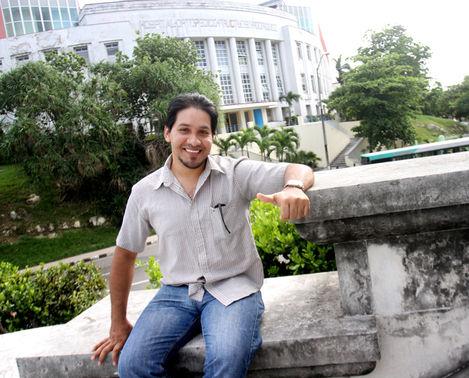 Estudiar en Cuba.  Francisco-alvarado-foto-meylin-aguilera_lncima20141102_0039_53