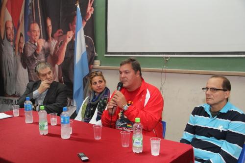 Ramon Labañino en Argentina