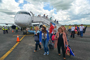 Cuba, aeropista para un mayor despegue de la aviación regional