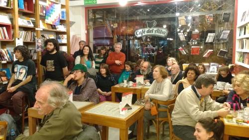 Café del ALBA Córdoba