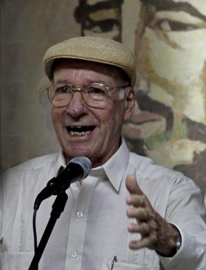 Pedro Martínez Pírez*/Foto Virgilio Ponce