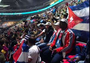Huge solidarity with Cuba in World Festival of Youth and Students