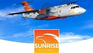 Sunrise Airways inicia vuelos regulares a La Habana