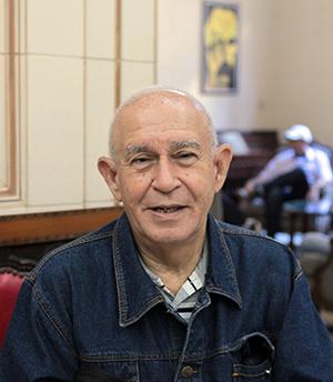 Nyls Gustavo Ponce Seoane*/Foto Virgilio Ponce