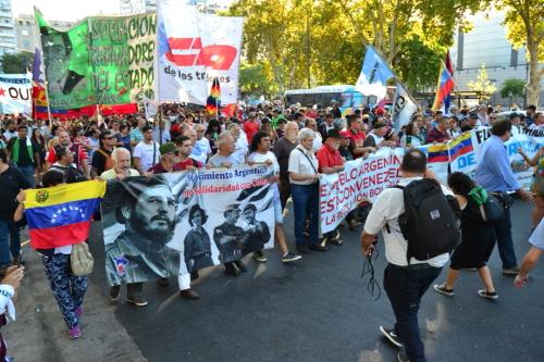 Apoyo a Venezuela Bolivariana 1