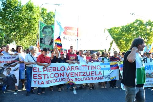 Apoyo a Venezuela Bolivariana 2