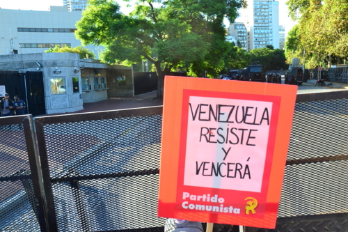 Apoyo a Venezuela Bolivariana 3