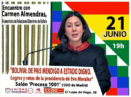 Madrid, 21 de Junio:
