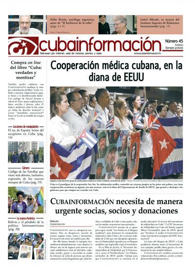 Algunos ejemplos actuales del bloqueo norteamericano a Cuba -  Cuba vs Bloqueo economico, comercial y financiero - Página 2 Revista-cubainformacion-45