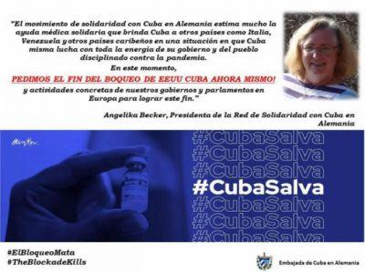 Red de Solidaridad con Cuba en Alemania