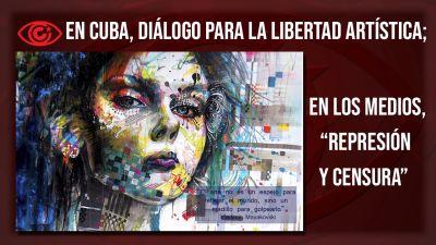 Dialog für künstlerische Freiheit