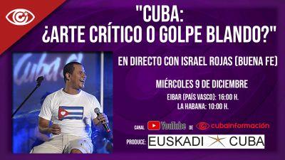 """Cubainformacion - Artículo: """"Cuba: ¿arte crítico o golpe ..."""