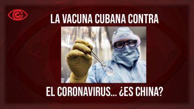 Der kubanische Impfstoff gegen den Coronavirus.... ist chinesisch?